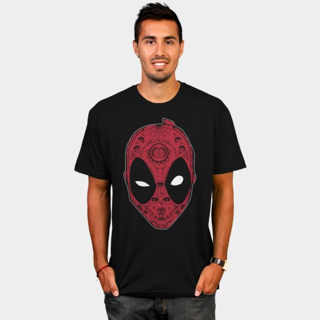 Transcend Kit Ratni Zarobljenik Deadpool Majica Sperenzi Com